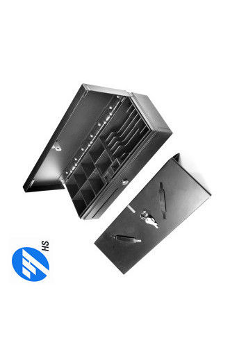 Heavy duty metal keylock pos cash drawer for supermarket payment hs 170 - Cash metal tarif ...