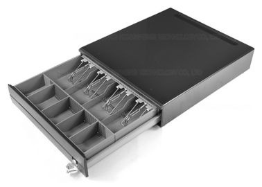 Restaurant Retail Cash Drawer 6.8kgs , Custom Money RJ11 / RJ12 Cash Drawer 400A