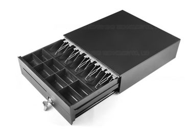 China ROHS ISO Lockable Heavy Duty Cash Drawer RJ11 RJ12 Ball Bearing Slides 408 factory