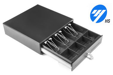 Keylock Retail Cash Drawer Heavy Duty Metal DrawersFor Supermarket Payment 330A