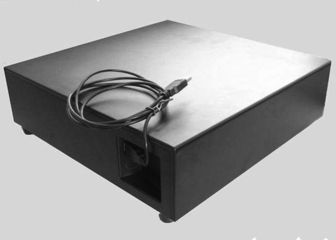 14.1'' Small Metal Cash Box , ECR POS Cash Drawer USB Interface 360A